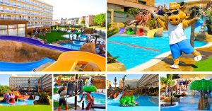 Evenia Olympic Palace Lloret de Mar (Alicante)