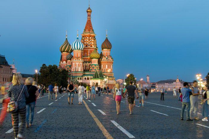 San Petersburgo – Moscú